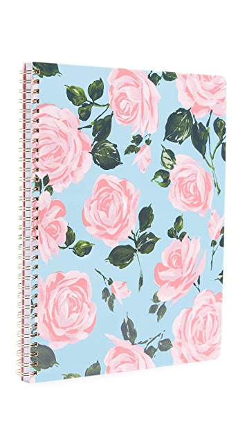 ban.do Rose Parade Large Notebook