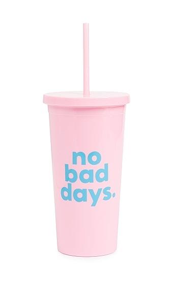 ban. do No Bad Days Tumbler In Pink