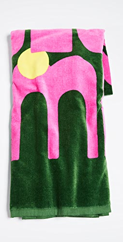 Autumn Olive Cropped Denim Jacket Graphic Tee