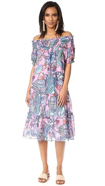 Banjanan Hope Dress - Zambezi Prism Pink