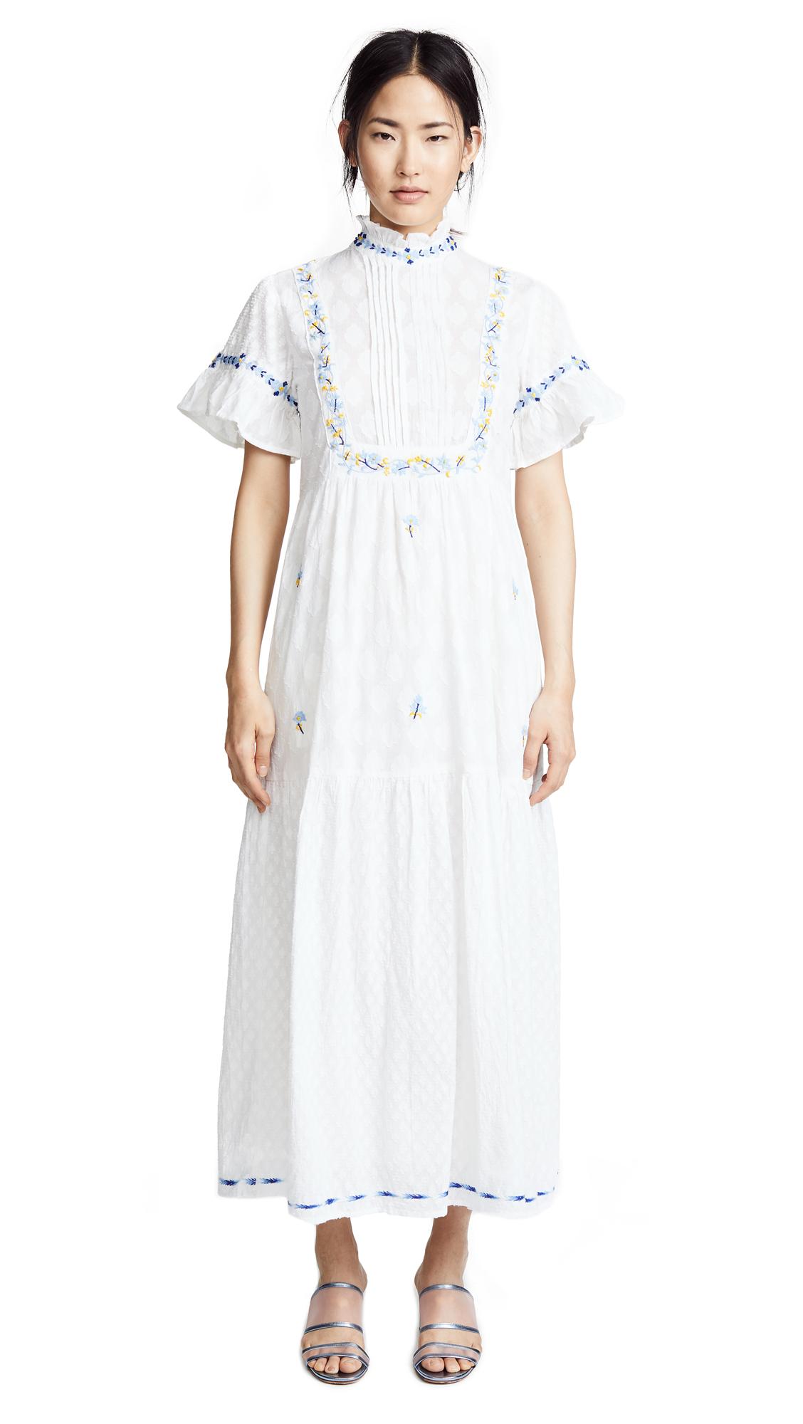 BANJANAN ZOYA DRESS