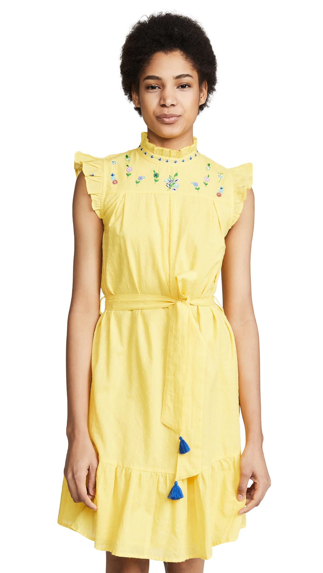 Banjanan Asha Dress - Sunflower