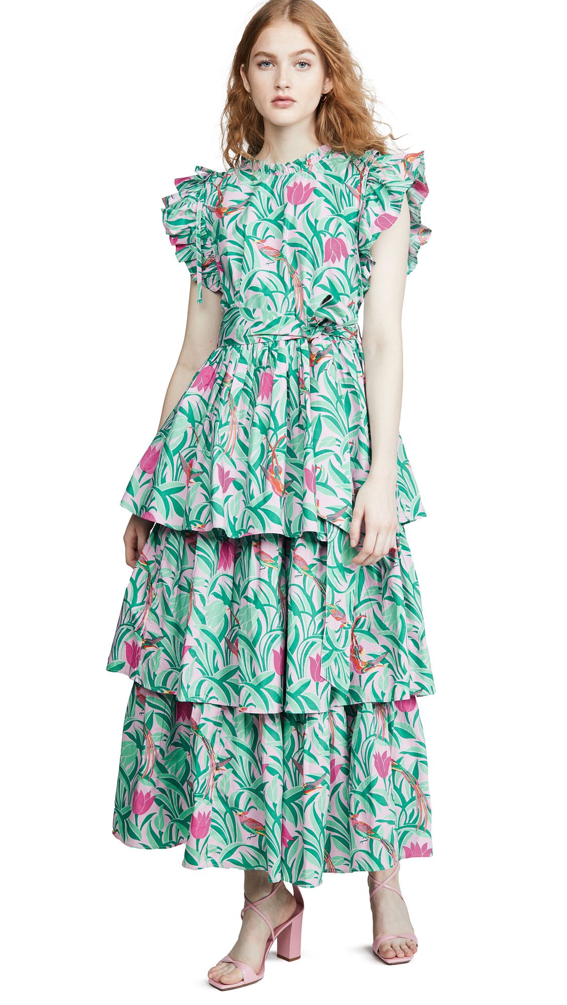 Buy Banjanan online - photo of Banjanan Adriana Dress