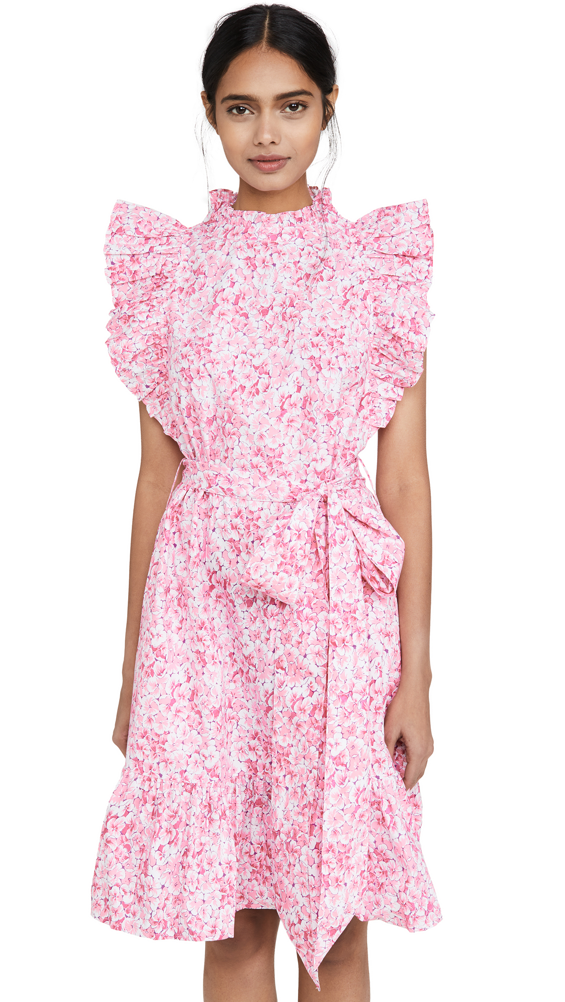 Buy Banjanan online - photo of Banjanan Bulbul Mini Dress
