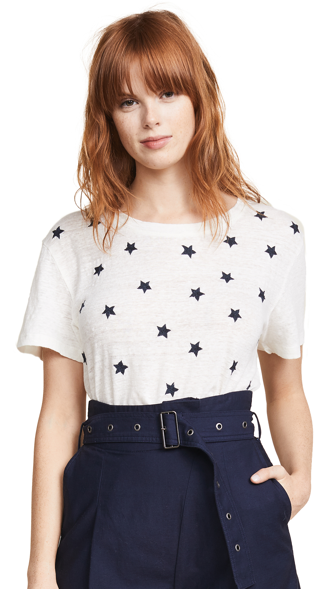 BANNER DAY Starry Night Tee in Bone