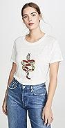 Banner Day Snake T 恤