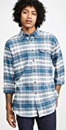 Barbour Long Sleeve Shoreham Plaid Shirt