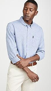 Barbour Linen Mix 1 Tailored Shirt