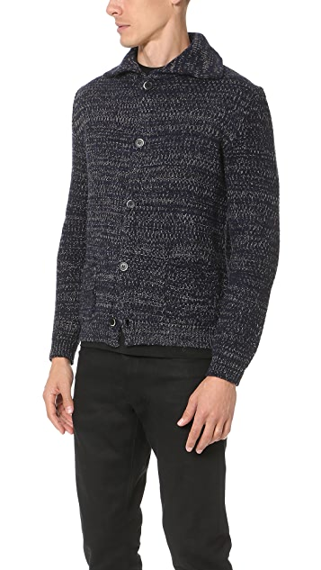 Barena Button Cardigan Sweater