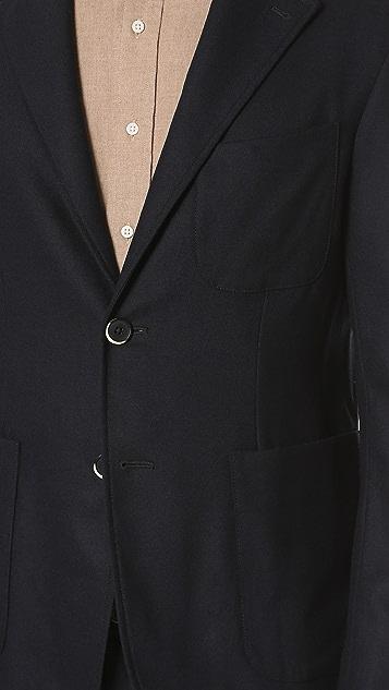 Barena Jersey Jacket
