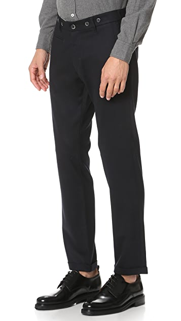 Barena Jersey Trousers