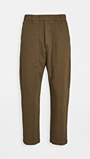 Barena Venezia Trabaco Elastic Waist Trousers
