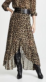 Ba&sh Flavi Skirt