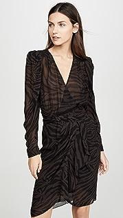 Ba&sh Платье Saphir