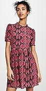 Ba&sh 小瀑布式连衣裙
