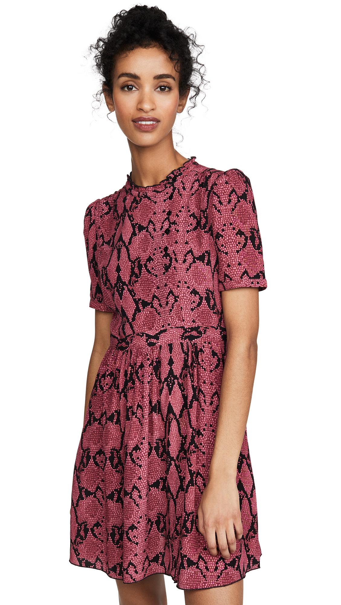 Ba & sh Cascade Dress - 30% Off Sale