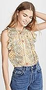 Ba&sh Haby 女式衬衫