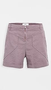 Ba&sh Doze 短裤