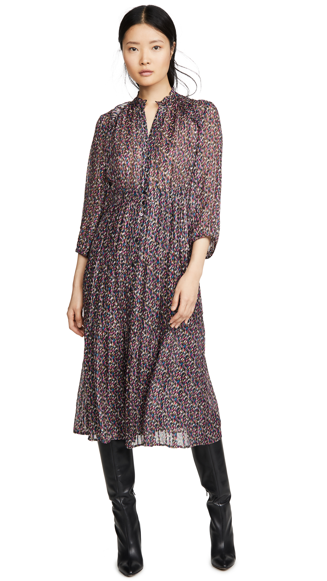 Buy Ba & sh online - photo of Ba & sh Dean Dress