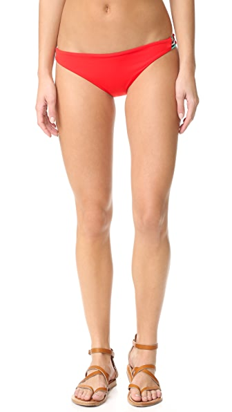 Basta Surf Jolla Reversible Bungee Stripe Bottoms at Shopbop