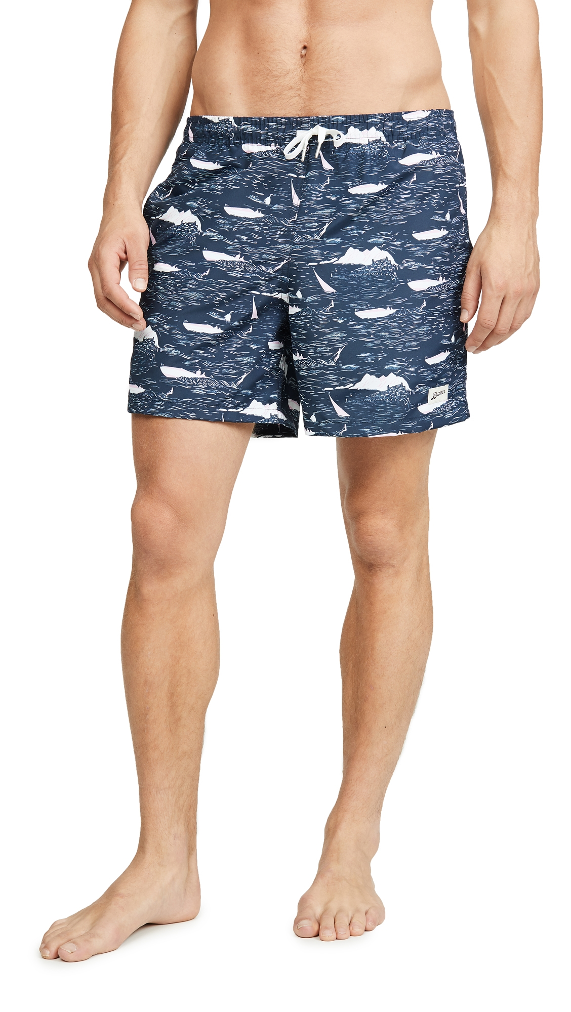 BATHER | Bather Motorboats Trunks | Goxip
