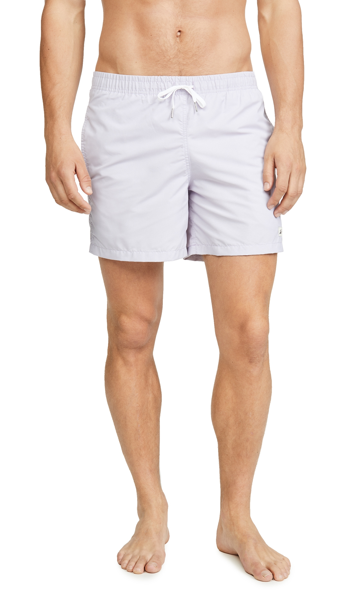 BATHER | Bather Solid Trunks | Goxip