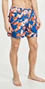 Bather Multi Abstract Swim Shorts