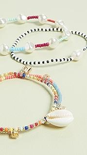 BaubleBar Summer Bracelet Set
