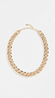 BaubleBar Michaela Link Necklace