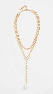 BaubleBar Eden Layered Necklace