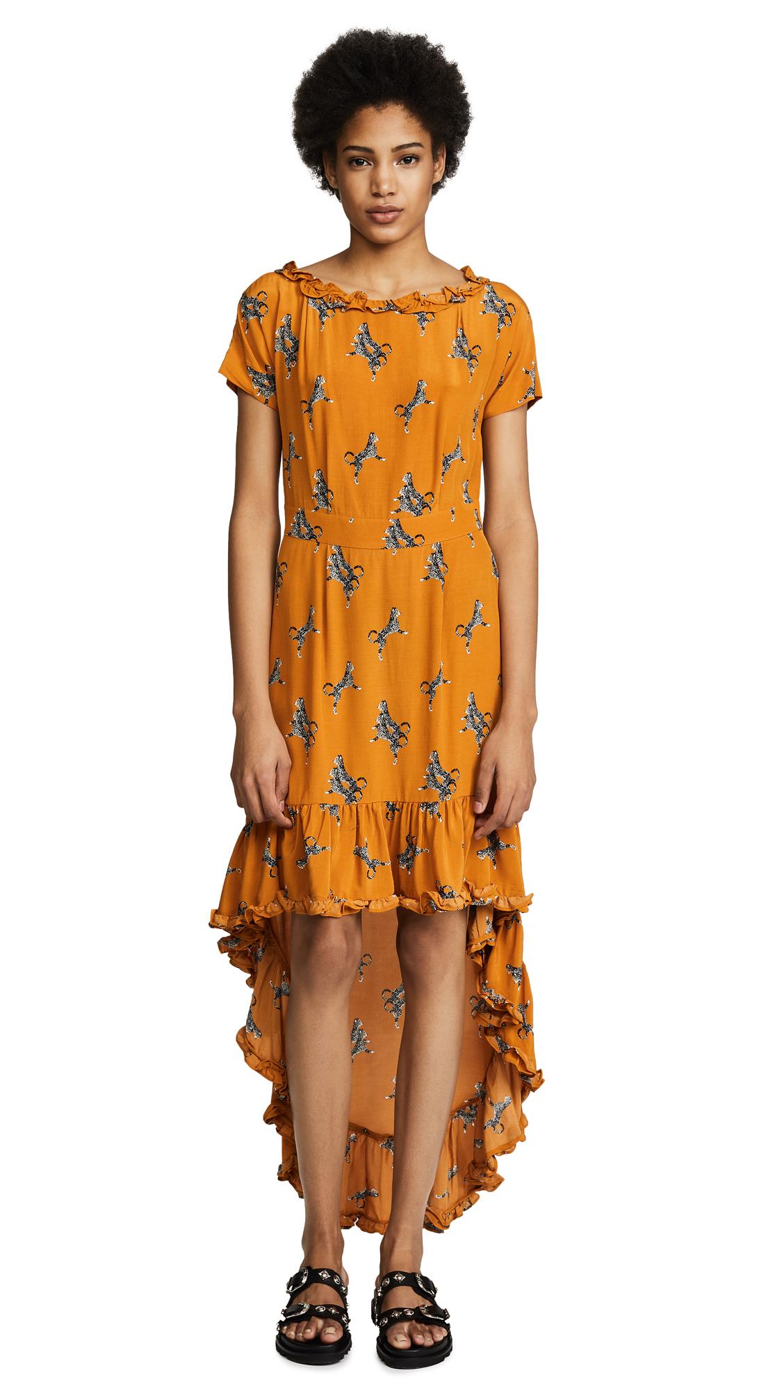 BAUM UND PFERDGARTEN Alvild Dress - Desert Cat