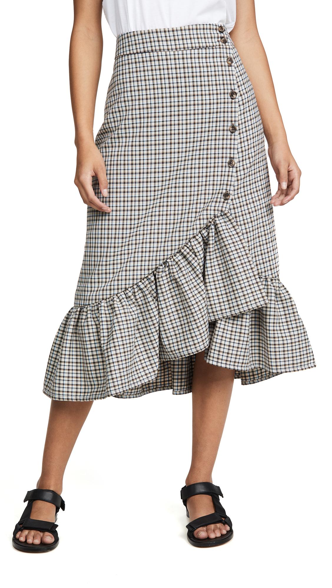 Buy BAUM UND PFERDGARTEN online - photo of BAUM UND PFERDGARTEN Silva Skirt