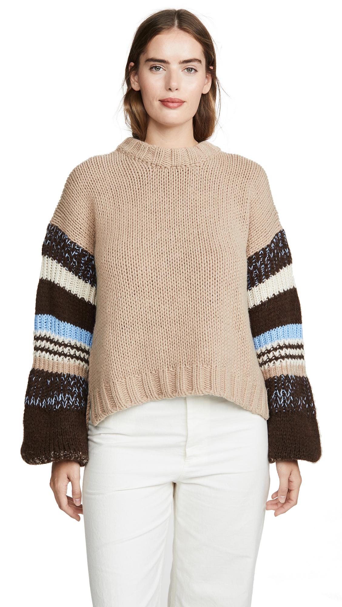 Buy BAUM UND PFERDGARTEN online - photo of BAUM UND PFERDGARTEN Claudine Sweater
