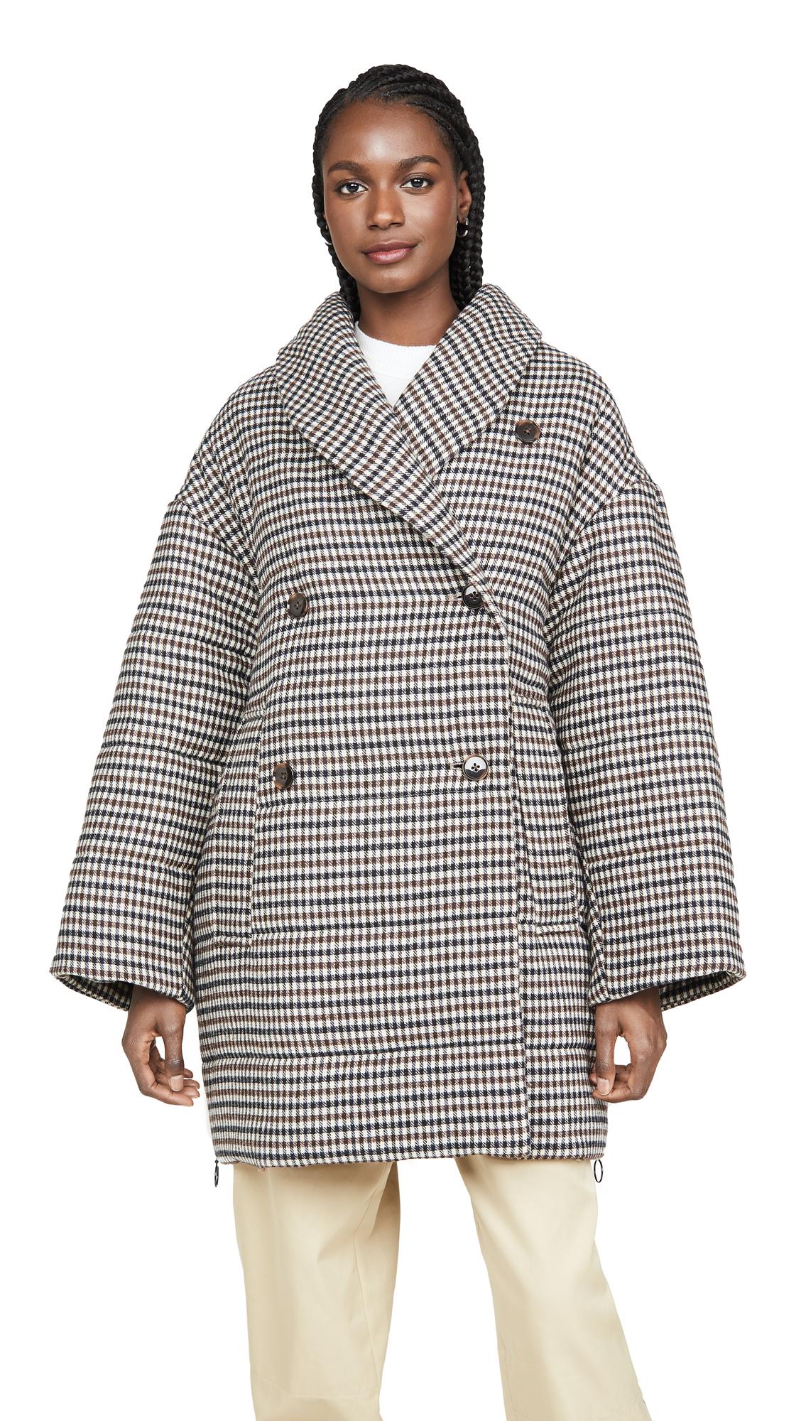 Buy BAUM UND PFERDGARTEN online - photo of BAUM UND PFERDGARTEN Diri Coat