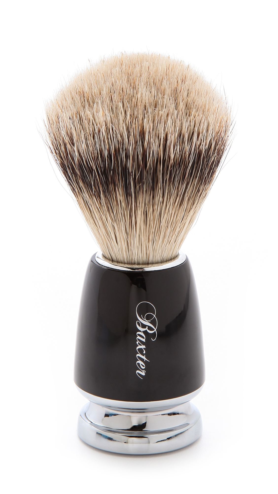 BAXTER OF CALIFORNIA | Baxter Of California Silver Tip Shave Brush | Goxip