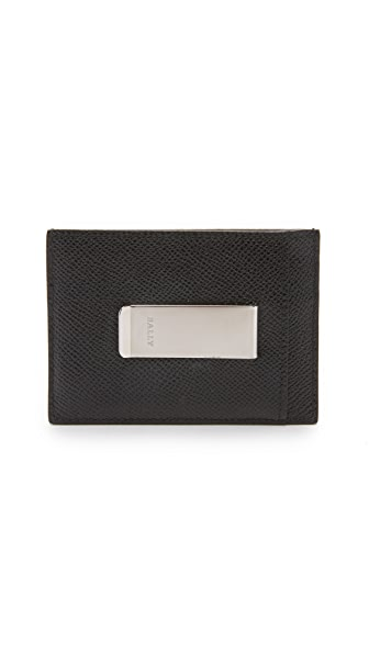 Bally Baclipo Card Holder