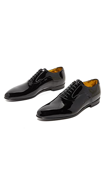 Bally Garrett Tuxedo Shoes