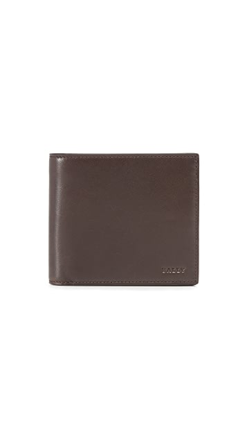Bally Teep Billfold Wallet