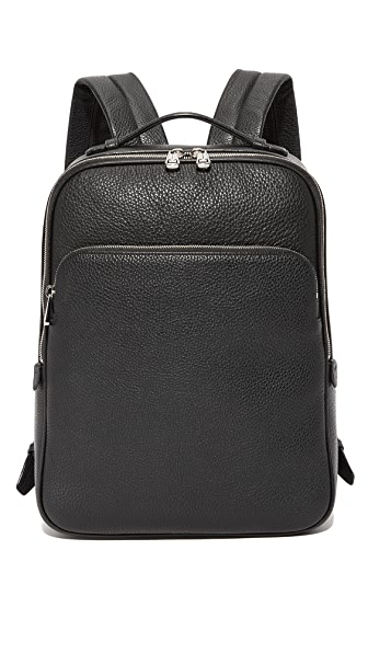 Bally Ceripo Leather Backpack