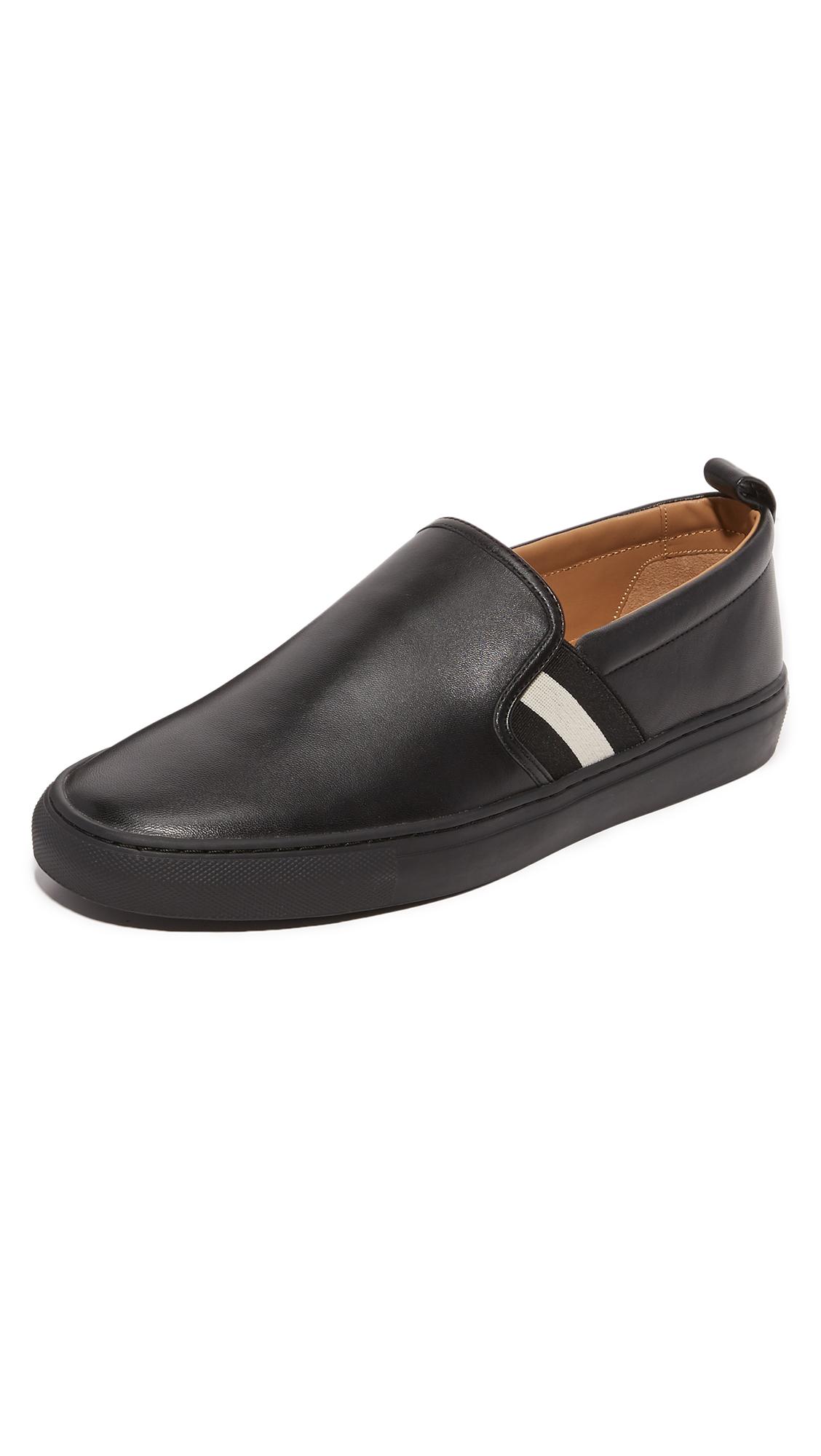 Bally Herald Slip On Sneakers
