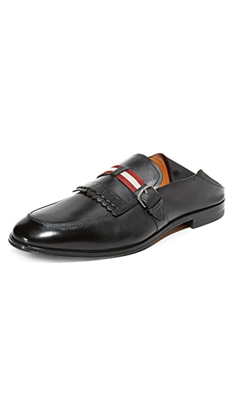 Bally Welky Leather Loafers