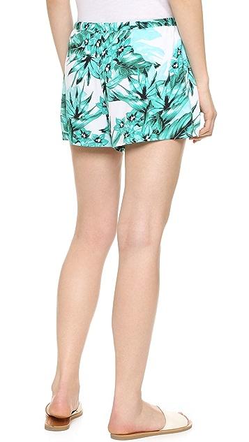 BB Dakota Jack by BB Dakota Langford Printed Shorts
