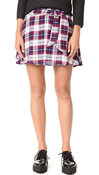 BB Dakota Jack by BB Dakota Fritz Skirt