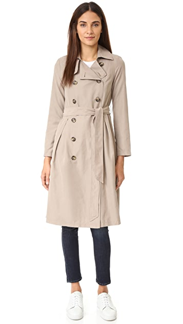 BB Dakota Jack by BB Dakota Wellington Trench Coat