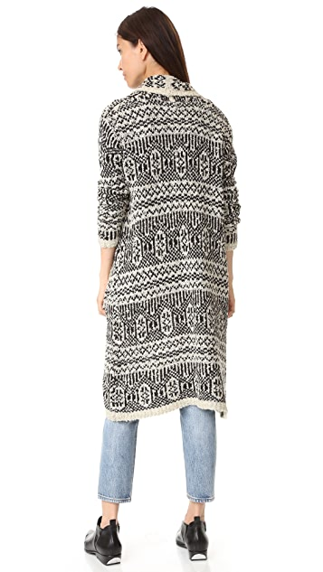 BB Dakota Ernler Pattern Cardigan