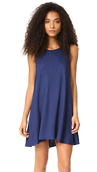 BB Dakota Kenmore Trapeze Dress