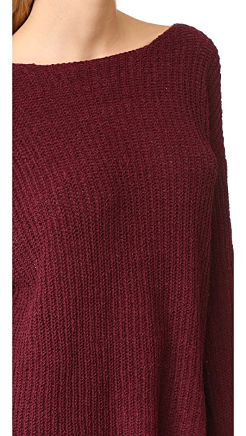 BB Dakota Tally Sweater