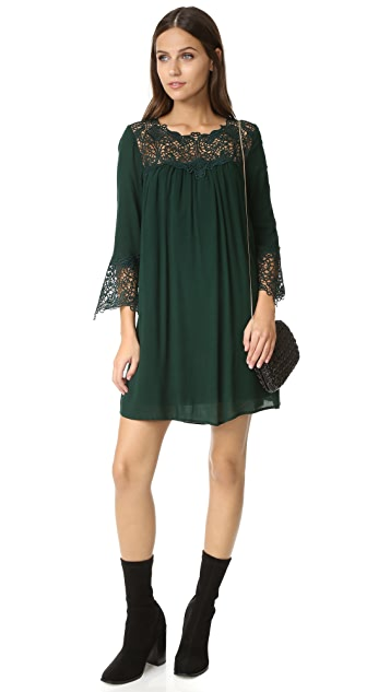 BB Dakota Elizabeth Lace Dress