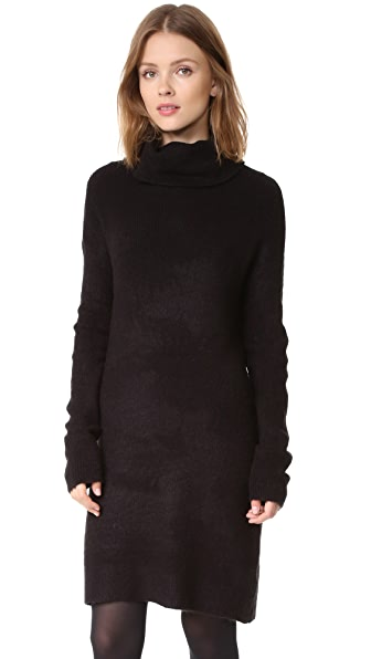 BB Dakota Collins Sweater Dress - Black