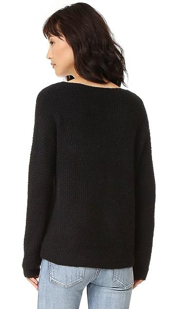 BB Dakota Vale Fuzzy Sweater
